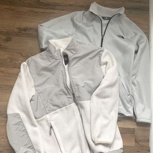 📦Both together The North Face Lightweight